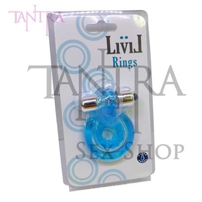 Livil Anillo Doble Toro